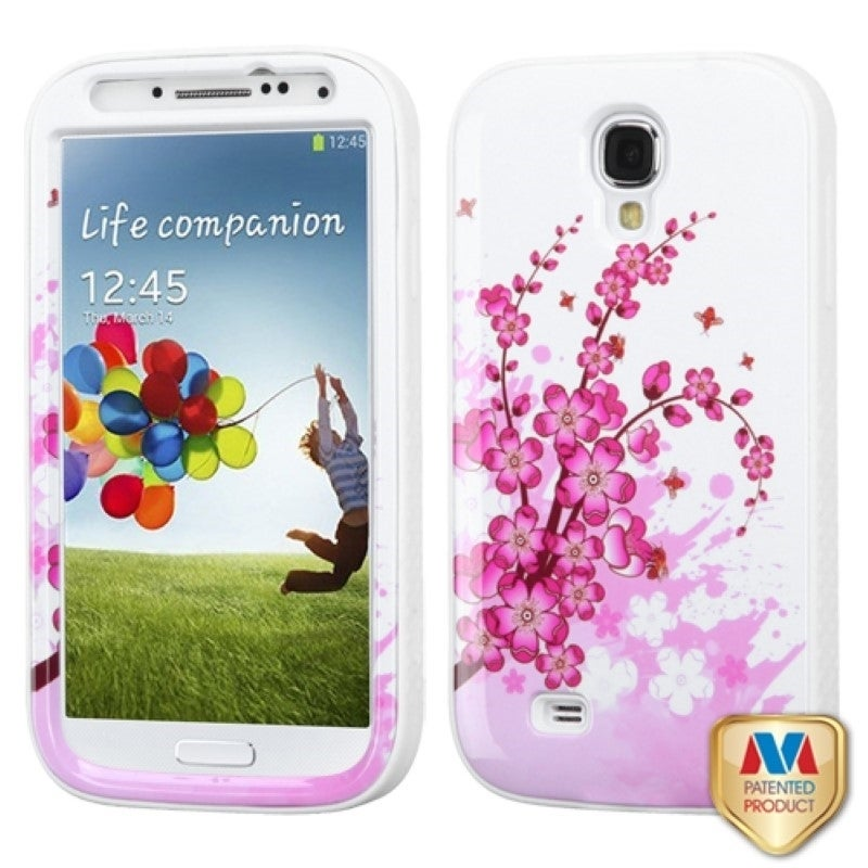 BasAcc High Impact Dual Layer Hybrid Case Cover for Samsung Galaxy S4 at Sears.com