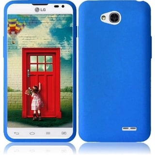 BasAcc Soft Siliocone Skin Case Cover for LG L70