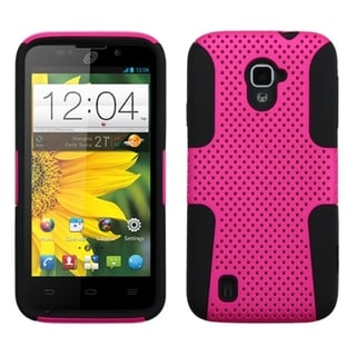 BasAcc High Impact Dual Layer Hybrid Case Cover for ZTE Majesty Z796X, Source N9511