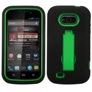 BasAcc High Impact Dual Layer Hybrid Case Cover for ZTE Awe N800
