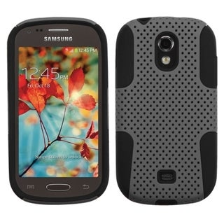INSTEN High Impact Dual Layer Hybrid Phone Case Cover for Samsung Galaxy Light T399