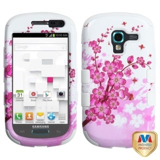 INSTEN High Impact Dual Layer Hybrid Phone Case Cover for Samsung Galaxy Exhibit T599