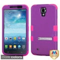 INSTEN High Impact Dual Layer Hybrid Phone Case Cover for Samsung Galaxy Mega 6.3