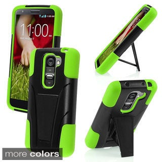 BasAcc High Impact Dual Layer Hybrid Case Cover for LG G2 mini