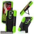 INSTEN High Impact Dual Layer Hybrid Phone Case Cover for LG G2 mini