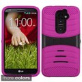 INSTEN High Impact Dual Layer Hybrid Phone Case Cover for LG G2 D800 D801 LS980