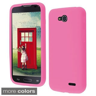 BasAcc Soft Siliocone Skin Case Cover for LG L90 / Optimus Exceed 2 W7