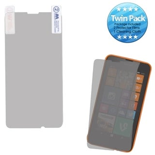 INSTEN Clear Screen Protector for Nokia Lumia 635 (Pack of 2)