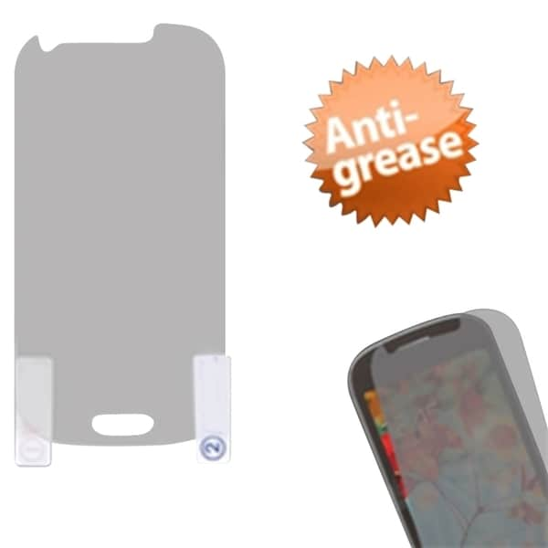 INSTEN Anti-grease Glare Free LCD Screen Protector for Samsung Galaxy Light T399