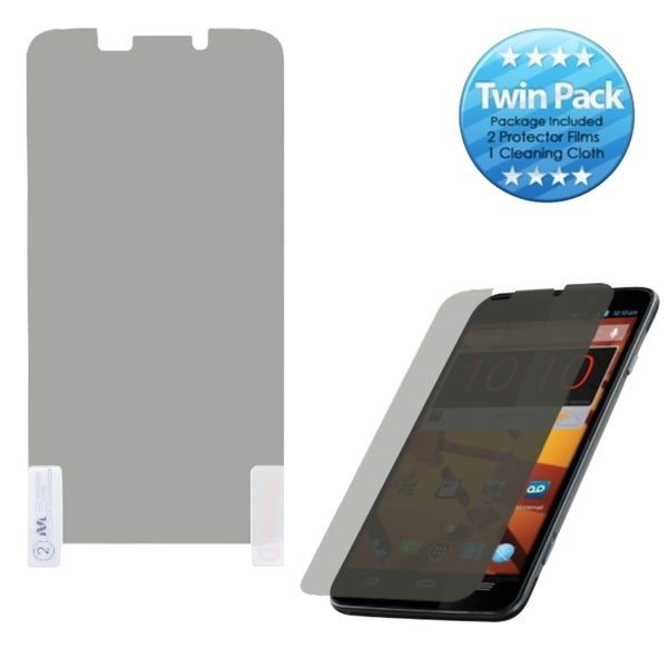 INSTEN Privacy/ Anti-glare/ Clear Screen Protector Film for ZTE Max N9520