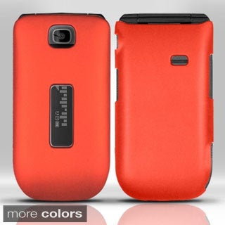 BasAcc Rubberized Hard Plastic Snap-on Case CoverAlcatel One Touch 768T