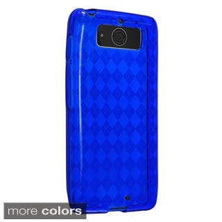 BasAcc TPU Gel Tiff Rubber Candy Skin Case Cover for Motorola Droid Mini XT1030