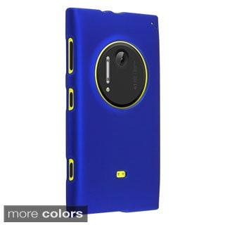 BasAcc Rubberized Hard Plastic Snap-on Case CoverNokia Lumia 1020/ Elvis