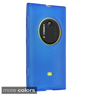 BasAcc TPU Gel Tiff Rubber Candy Skin Case Cover for Nokia Lumia 1020/ Elvis