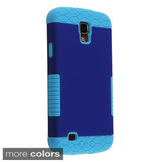 BasAcc Dual Layer Silicon Plastic Hybrid Case Cover for Samsung Galaxy S4 Active