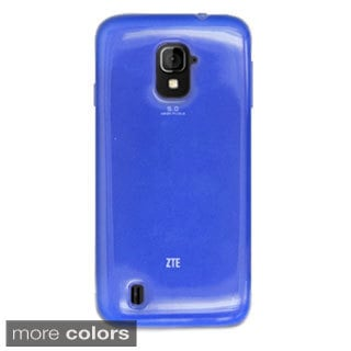 BasAcc TPU Gel Tiff Rubber Candy Skin Case Cover for ZTE Majesty Z796c