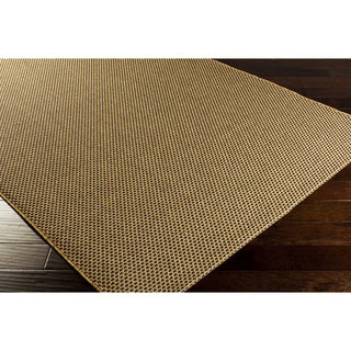 Meticulously Woven Pippa Solid Indoor/ Outdoor Area Rug (3'11 x 5'7)