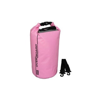 OverBoard 20 Liter Pink Waterproof Dry Tube Bag