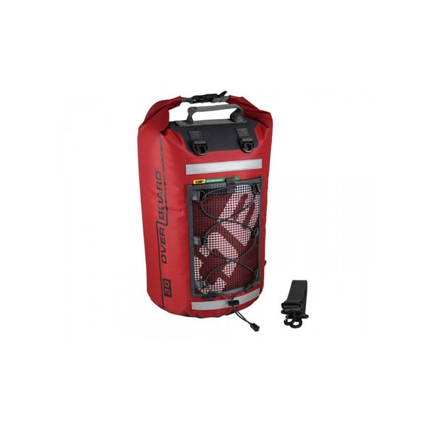 OverBoard 30 Liter Red Waterproof Ultra-Light Dry Tube Bag