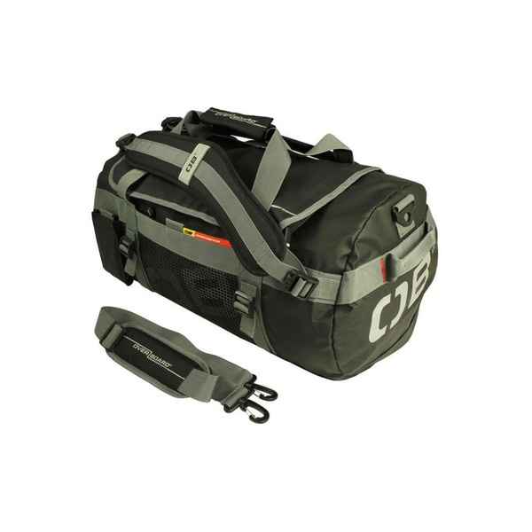 OverBoard 35 Liter Black Adventure Duffel Bag