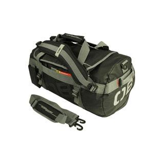 OverBoard 35 Liter Black Adventure Duffel Bag