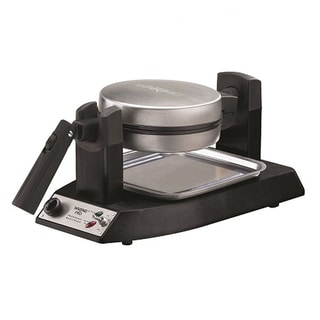 Waring WMK300 Black Belgian Waffle Maker (Refurbished)