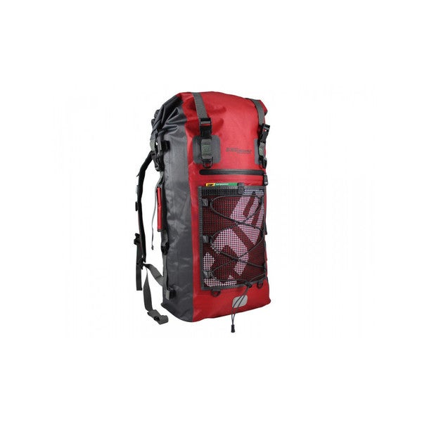 OverBoard Red 50 Liter Ultra-Light Waterproof Backpack