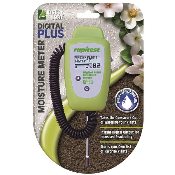 Digital PLUS Moisture Meter