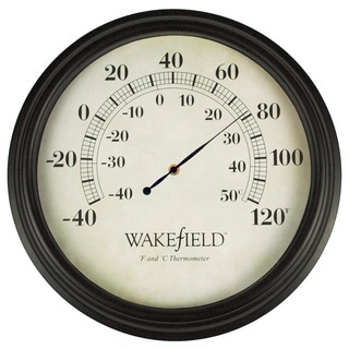 Brighton Thermometer