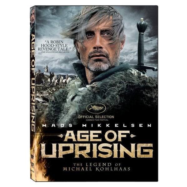 Age of Uprising: The Legend of Michael Kohlhaas (DVD) 13106639