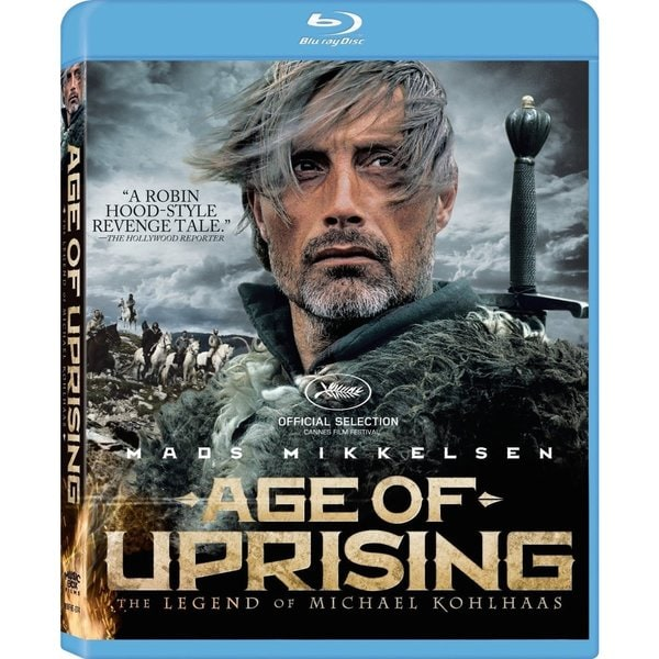 Age of Uprising: The Legend of Michael Kohlhaas (Blu-ray Disc) 13106640