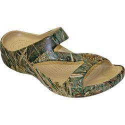 Women's Dawgs Mossy Oak Z Sandal Duck Blind