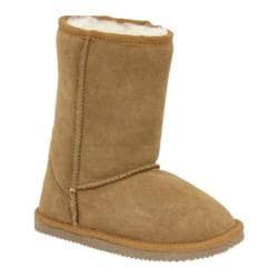 Children's Lamo Youth Sheepskin Boot Chestnut/Chestnut