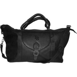 Men's Pangea Top Zip Travel Bag PA 303 MLB Tampa Bay Rays/Black