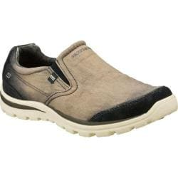 Men's Skechers Relaxed Fit Superior Drone Gray/Navy