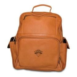 Pangea Large Computer Backpack PA 352 NBA New York Knicks/Tan