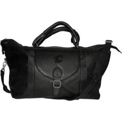 Men's Pangea Top Zip Travel Bag PA 303 MLB Calgary Flames/Black