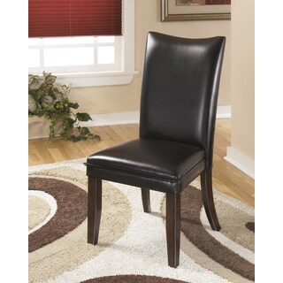 Signature Design by Ashley Charrell Dining UPH Side Chair (Set of 2)