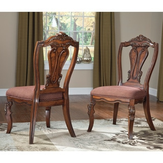 Signature Design by Ashley Ledelle Dining Side Chair (Set of 2)