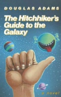 The Hitchhiker's Guide to the Galaxy (Hardcover)