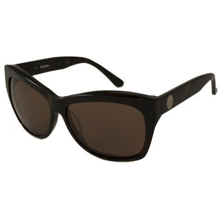 Harley Davidson Womens HDX838 Rectangular Sunglasses
