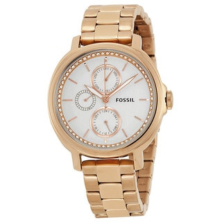 Fossil Women's ES3353 Stainless Steel Chelsey Chronograph Watch