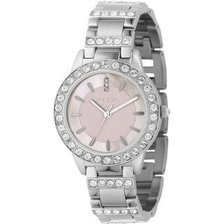 Fossil Women's ES2189 Jesse Stainless Steel Watch