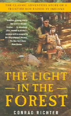 The Light in the Forest (Paperback)