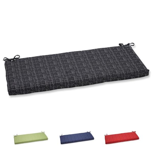 Pillow Perfect Bench Cushion with Bella-Dura Conran Fabric 13112411
