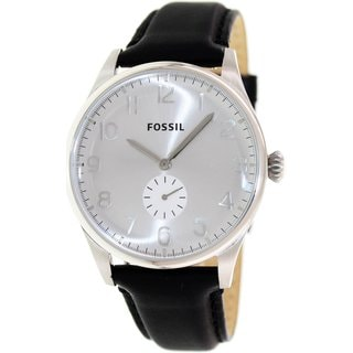 Fossil Men's FS4850 'The Agent' Black Watch