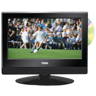 Naxa RBNTD-1355 13.3-inch LED 1080i HDTV ATSC Digital Tuner with DVD Player (Refurbished)