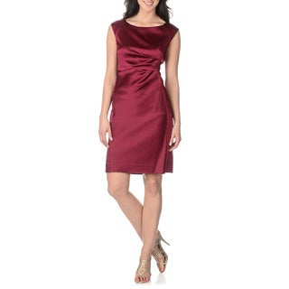 Tahari Arthur S. Levine Women's Princess Seam Sheath Dress