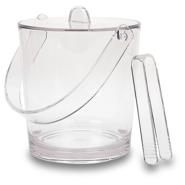 IMPULSE! Capri Ice Bucket with Tongs