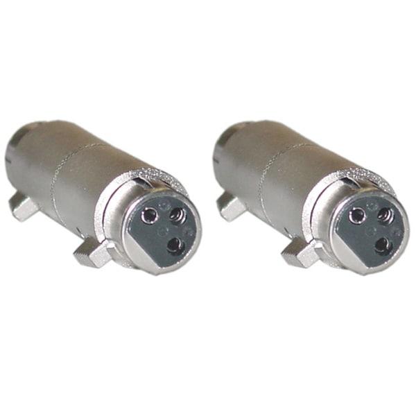 Offex Wholesale XLR Metal Coupler/ Gender Changer